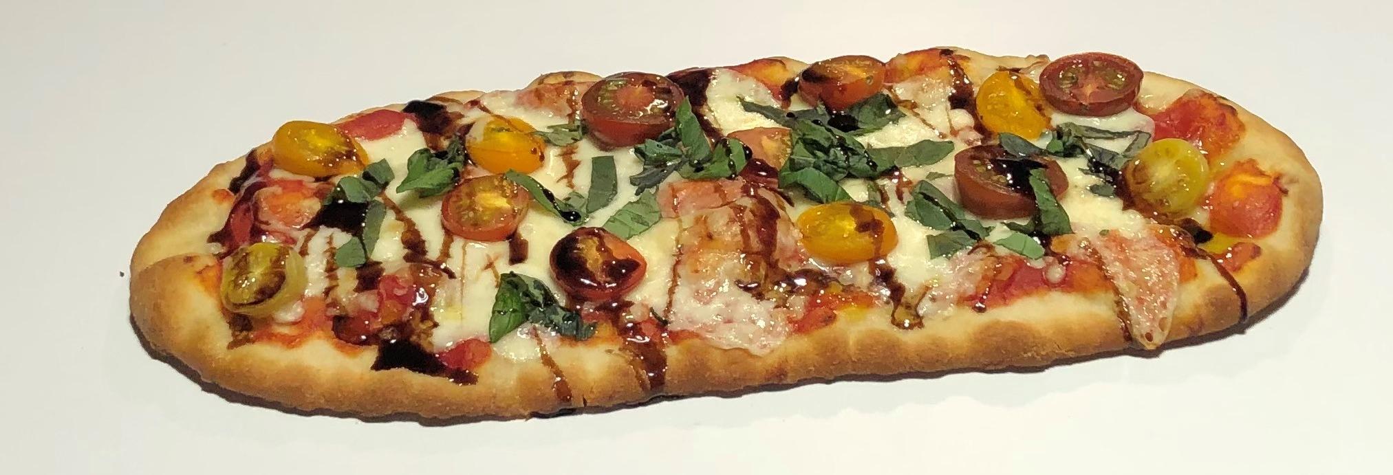 Par baked pizza crust